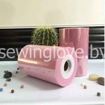 Фатин пурпурно-розовый