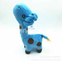 Жираф голубой