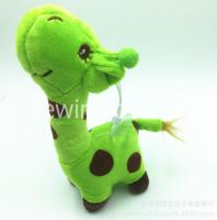 Жираф зеленый