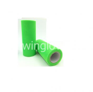 Фатин зеленый